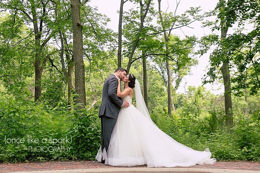 Highlights Erica Brian S Wedding At The Grove Redfield Estate In Glenview Il With Isaac Once Like A Spark Photography