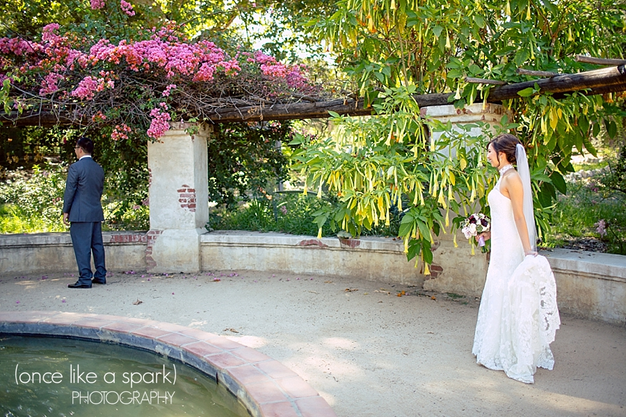 Highlights :: Amber + Supin\'s Wedding at Descanso Garden in La ...