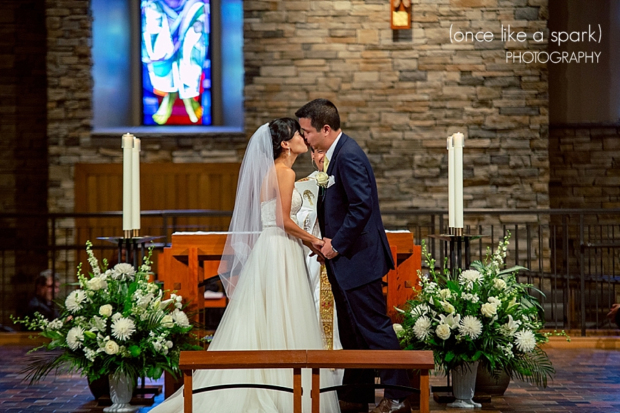 Highlights Michael Frances Wedding At St Lawrence Catholic