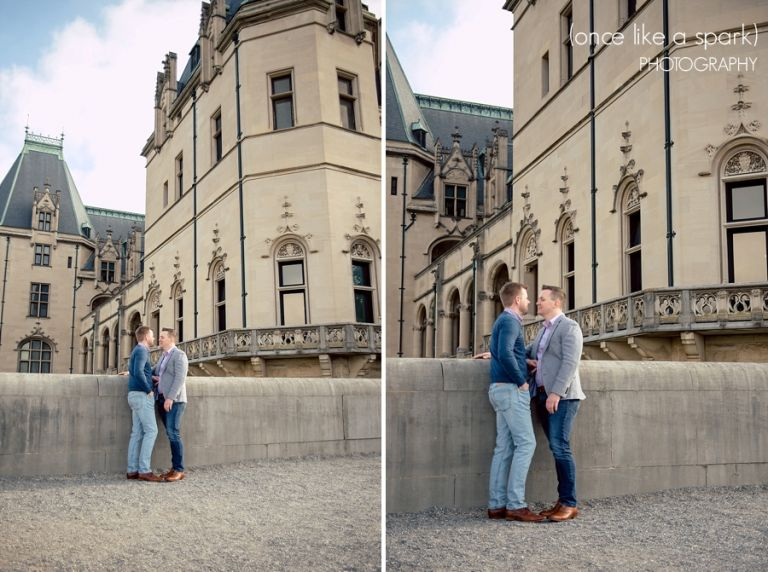 Highlights Ross Sam S Engagement At The Biltmore