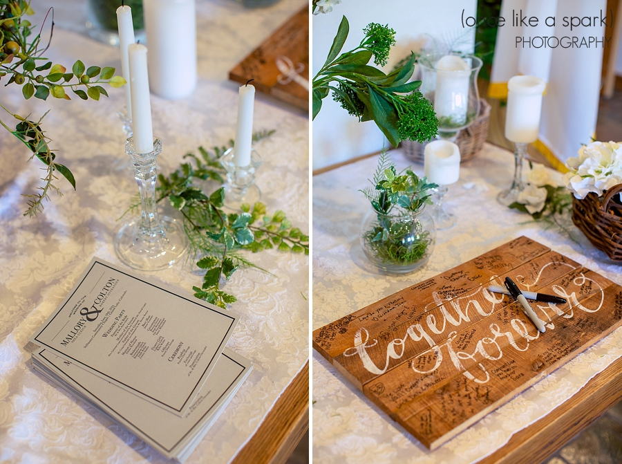 Highlights mallory colton s wedding at stillwater for Ikea grand prairie opening date