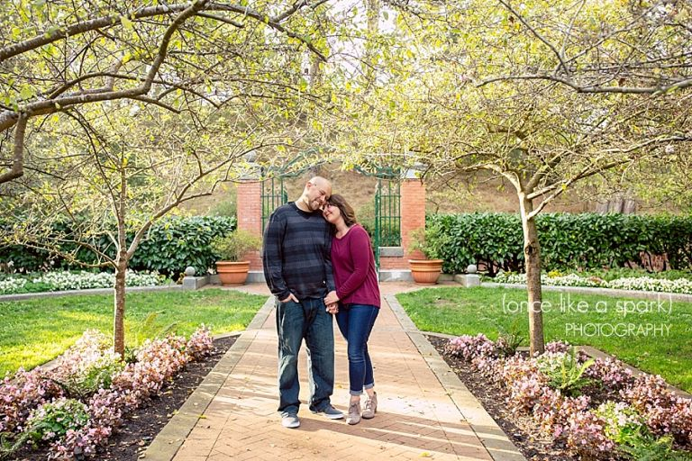 Highlights Alicia Buckley S Engagement At Shakespeare Garden