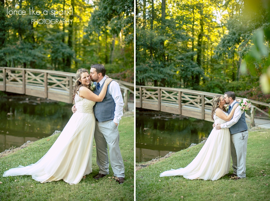 Highlights Heather Joe S Wedding At The Lake House In