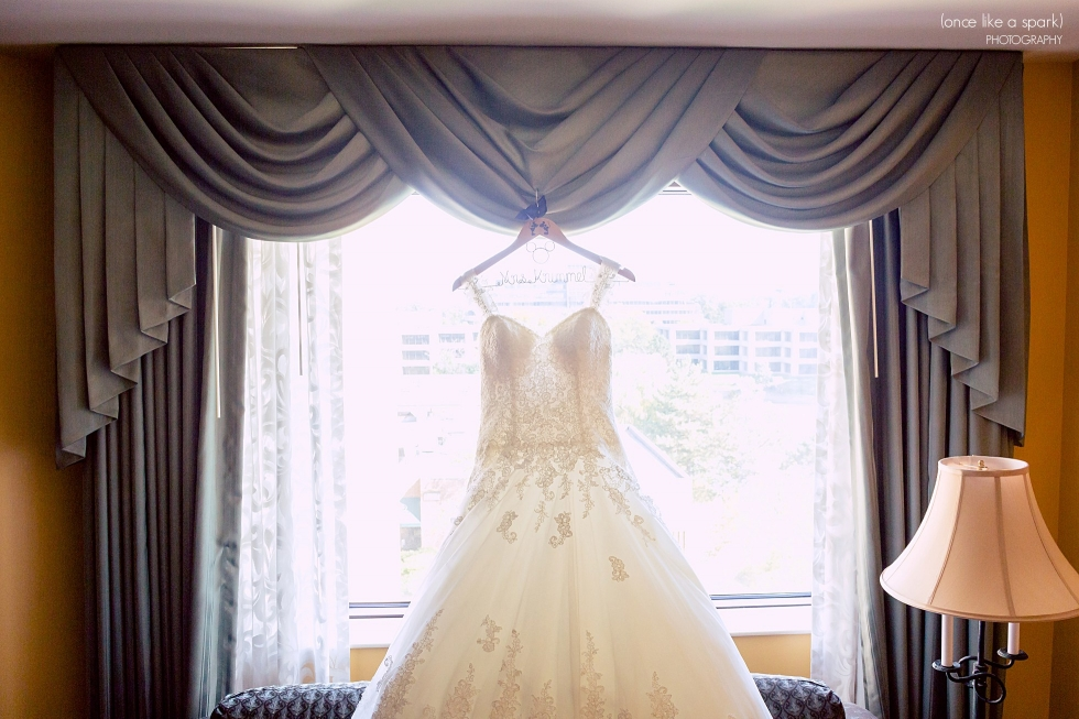 Cress Creek Country Club Wedding in Naperville, IL.