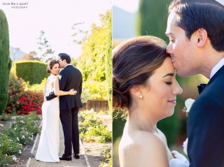 Bernardus Lodge & Spa Wedding in Carmel Valley, CA