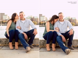 Charlestown Engagement Shoot