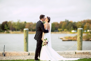 Latitude 41 Wedding in Mystic, CT