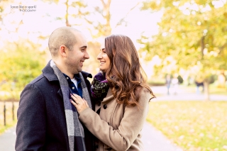 Boston engagement and wedding photographer.