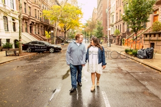 Central Park Engagement Shoot with one of New York City's best and most affordable wedding photographers