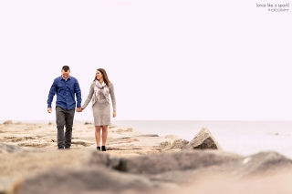 Scituate Lighthouse Engagement Shoot