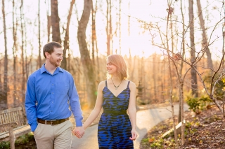 Athens, GA Engagement Photographer