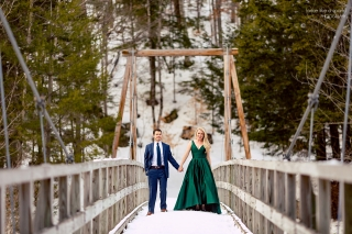 New Hampshire Wedding and Engagement Photographer