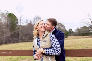 Watkinsville, GA Engagement Session