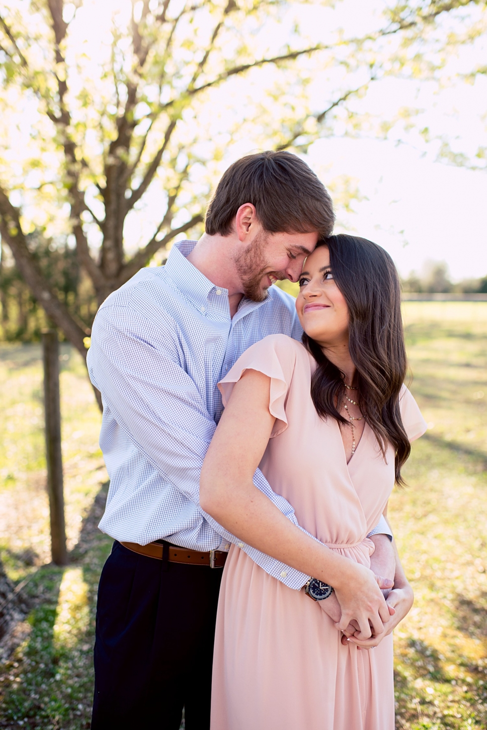 Gorgeous engagement session at Sandy Creek Park in Athens, GA - Athens, GA Wedding & Engagement Photographer