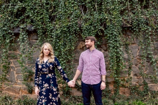 Piedmont Park Engagement Shoot