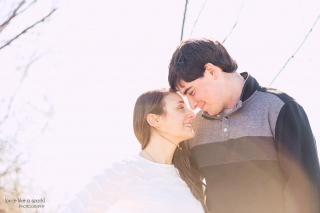 Winthrop, MA Engagement Session