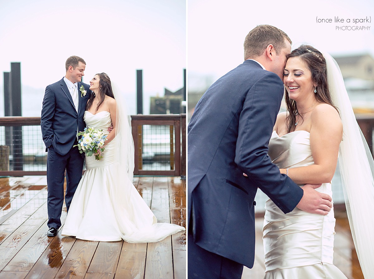 Gloucester Ma Wedding Brittany Todd With Graham Once Like A Spark Photography